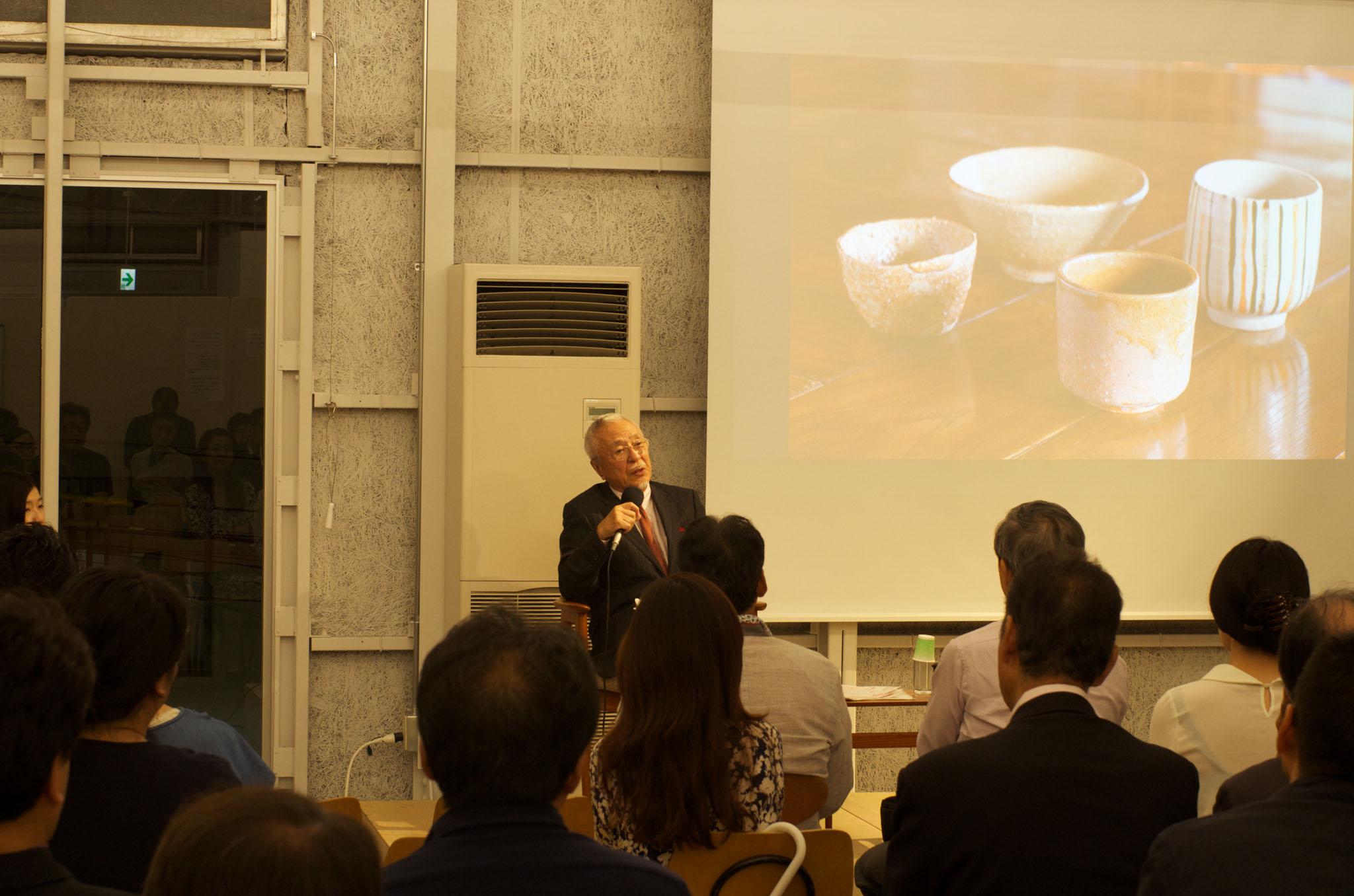 牧山桂子著「白洲家の晩ごはん」出版記念講演会