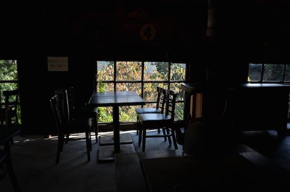 武相荘ガレージ・カフェ