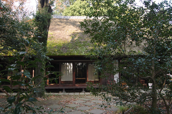 母屋 武相荘 鶴川にある白洲次郎・白洲正子の家