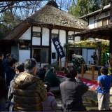 武相荘のお餅つき2016年
