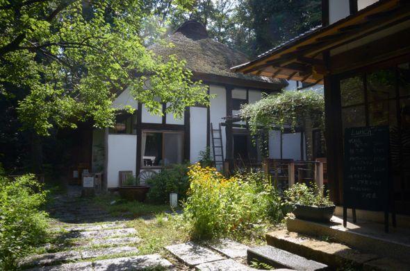 夏の武相荘