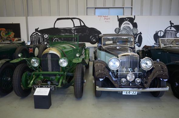 1928年ル・マン優勝車「オールド・マザー・ガン」
