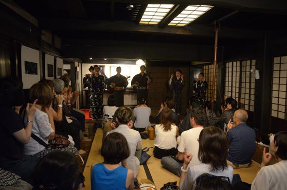 「あかたすんどぅんち」沖縄芸能 踊てぃ遊ば