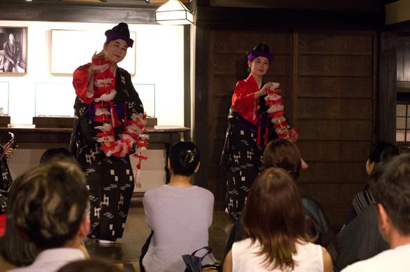 「貫花(ぬちばな)」沖縄芸能 踊てぃ遊ば
