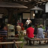 武相荘のコンサート「日本の音 北と南」:前半